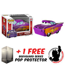 FUNKO POP DISNEY CARS RAMONE VINYL FIGURE + FREE POP PROTECTOR