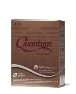 Zotos Quantum Ultra Firm Exothermic Perm For Normal Long Hair 1-application