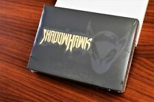 SHADOWHAWK (SNES ~ 2015) SEALED BOX & SEALED DISPLAY STAND ~ EXTREMELY RARE!