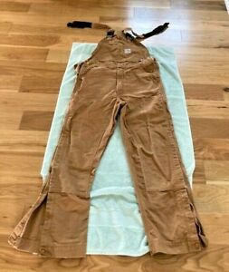 Carhartt FR Overalls - Men's size 34/32 pre-owned