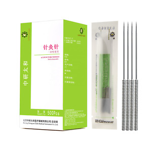 Zhongy Acupuncture Needles PT Quality German Steel all sizes available