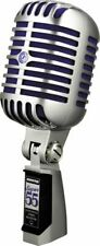 Shure Super 55 Deluxe Dynamic Classic Vocal Microphone