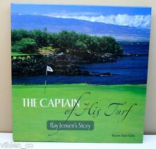 Ray Jensen's Story: The Captain of His Turf by Bonnie Davis Cella SIGNED BOOK!!!