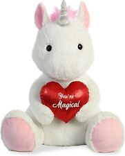 """Aurora World 37"""" Your Magical Unicorn Stuffed Animal - Extra Large - Model 7989"""