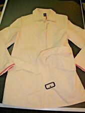 Gap Woman's Raincoat Medium EUC