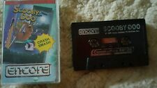 Scooby Doo 🕹 Video Game Cassette Commodore 64 C64/C128 🕹 FREE POST