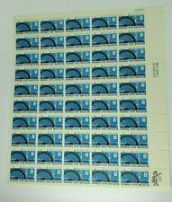 1968 Arkansas River Navigation 6 Cent Sheet of 50 Mint