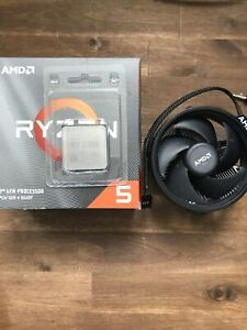 AMD Ryzen 5 3600 Mit Lüfter