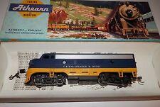 Athearn HO Scale SUPER POWERED F7A Chesapeake & Ohio Diesel Engine #3227