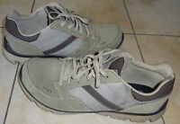 SCARPE CASUAL SKECHERS GREY/OLIVE L-FIT 46 UK11 US12 SCHUHE SHOES MEN CHAUSSURES