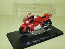 MOTO YAMAHA YZR500 Max BIAGGI 2001 ALTAYA 1:24