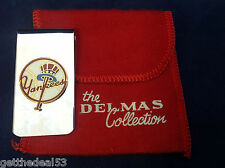 New York Yankees VINTAGE MONEY CLIP  by Golf Masters - Delmas Collection