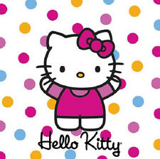 New PPD Hello Kitty 40 pc Paper Napkins POLKA DOT KITTY Made in Germany Gift