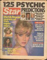 JUNE 14 1983 STAR tabloid magazine FARRAH FAWCETT - DONNA MILLS