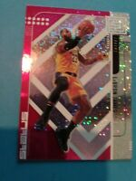 2019-20 Panini Status Lebron James Red Base #175 T-Mall Exclusive LA Lakers SP