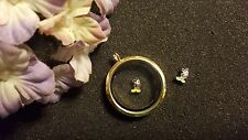 Tiny Mickey Mouse Floating Charm for Living Memory Lockets - US Seller
