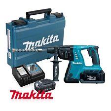Makita HR262DWBE 36V 2.2Ah Cordless 26mm Hammer Drill / 220V Charger
