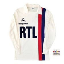 Paris Saint-Germain PSG 1982/85 Home Soccer Jersey Small Le Coq Sportif