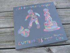 "CURRENT 93 ""like swallowing eclipses"" 2010? NEW/SEALED (6)EP LTD ED UK BOX SET"