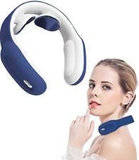 Deep Tissue Trigger Neck Massager Portable Heating Function Vibration Massage