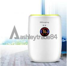 Home Mute Air Dehumidifier Bedroom Dehumidification Sterilization Dryer 220V New