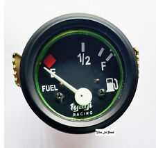 52MM FUEL GUAGE METER WITH BLACK BEZZLE