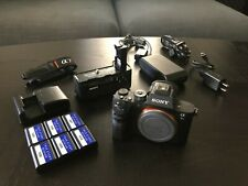 Sony Alpha A7S II Digital Camera with SmallRig Cage. Nice Pkg. Great Condition