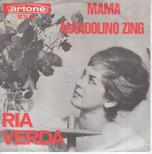 7inch RIA VERDAmamaHOLLAND EX 1964 (S2293)