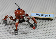LEGO Star Wars - Dwarf Spider Droid Minifigure Minifig 7670 Hailfire Clone