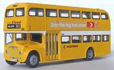 30604 EFE AEC Renown Double Deck Type A Bus Northern General N.B.C. 1:76 Diecast