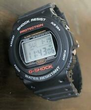 CASIO G-SHOCK DW-5700 screw back sting model men's watch Unused w/Box