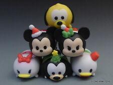 Tsum Tsum Vinyl Christmas Mickey Minnie Mouse Medium Advent Calendar Stack Lot