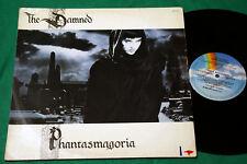 The Damned - Phantasmagoria BRAZIL PROMO LP 1986