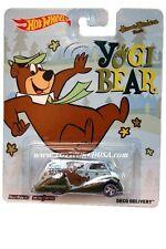 2014 Hot Wheels Hanna Barbera Yogi Bear Deco Delivery