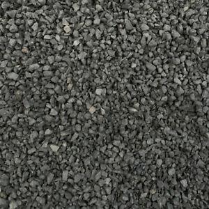 Aquariumkies 2-5 mm grau-schwarz - Terrarium - Aquascaping - Bodengrund - Kies