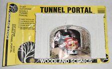 Woodland Scenics HO Scale Stone Tunnel Portal C1257