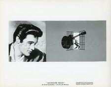 ELVIS PRESLEY JAILHOUSE ROCK  1957 VINTAGE PHOTO ORIGINAL  #6