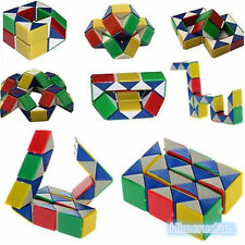 Snake New Creative Magic 3D Cube Game Puzzle Toy Party Child Boys Girls Gift