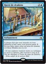 MTG Magic AKH - Drake Haven/Havre de drakôns, French/VF