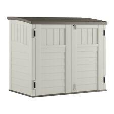 Outdoor Storage Shed Garden Building Patio UtilityTool Backyard Lawn Garage