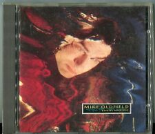 Mike Oldfield   cd   EARTH MOVING  © 1989 west germany press # CDV 2610