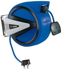 véritable Draper escamotable électrique Rouleau de câble (10m) 15051