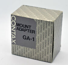 Contax Mount Adapter GA-1 for G1 G2 NEW OLD STOCK