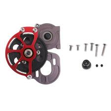 Metal Transmission Case Center Gearbox for 1/10 Axial SCX10 RC Car Crawler