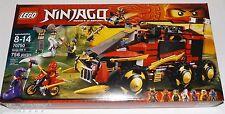 LEGO Ninjago NINJA DB X 70750 Kai Nya Garmadon Pythor Kapau Chop'rai Anacondrai