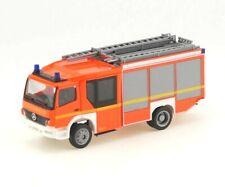"""Herpa 091060-002 - 1:87:  MB Atego Ziegler Z-Cab HLF 20, leuchtrot """"Feuerwehr"""""""