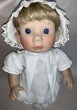 "14� Lloyd & Lee Middleton ""Little Angel Face� Adorable Little Baby Doll Vinyl"