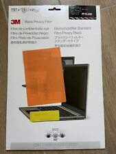 """PF15.6W 3M Privacy Filter 15.6"""" WideS Black Unframed accs for Laptop and LCD"""