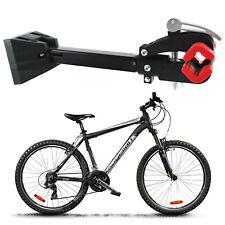 Bike Repair Stand Maintenance Rack Workstands Foldable Clamp Bracket Wall Mount