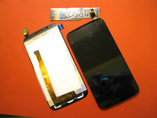 DISPLAY LCD +TOUCH SCREEN per VODAFONE SMART 4 POWER VF-985 985N +VETRO NERO
